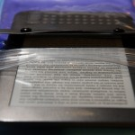Sleeving the Kindle 3