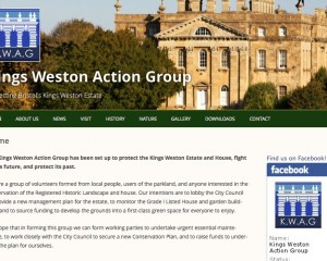 Kings Weston Action Group Website