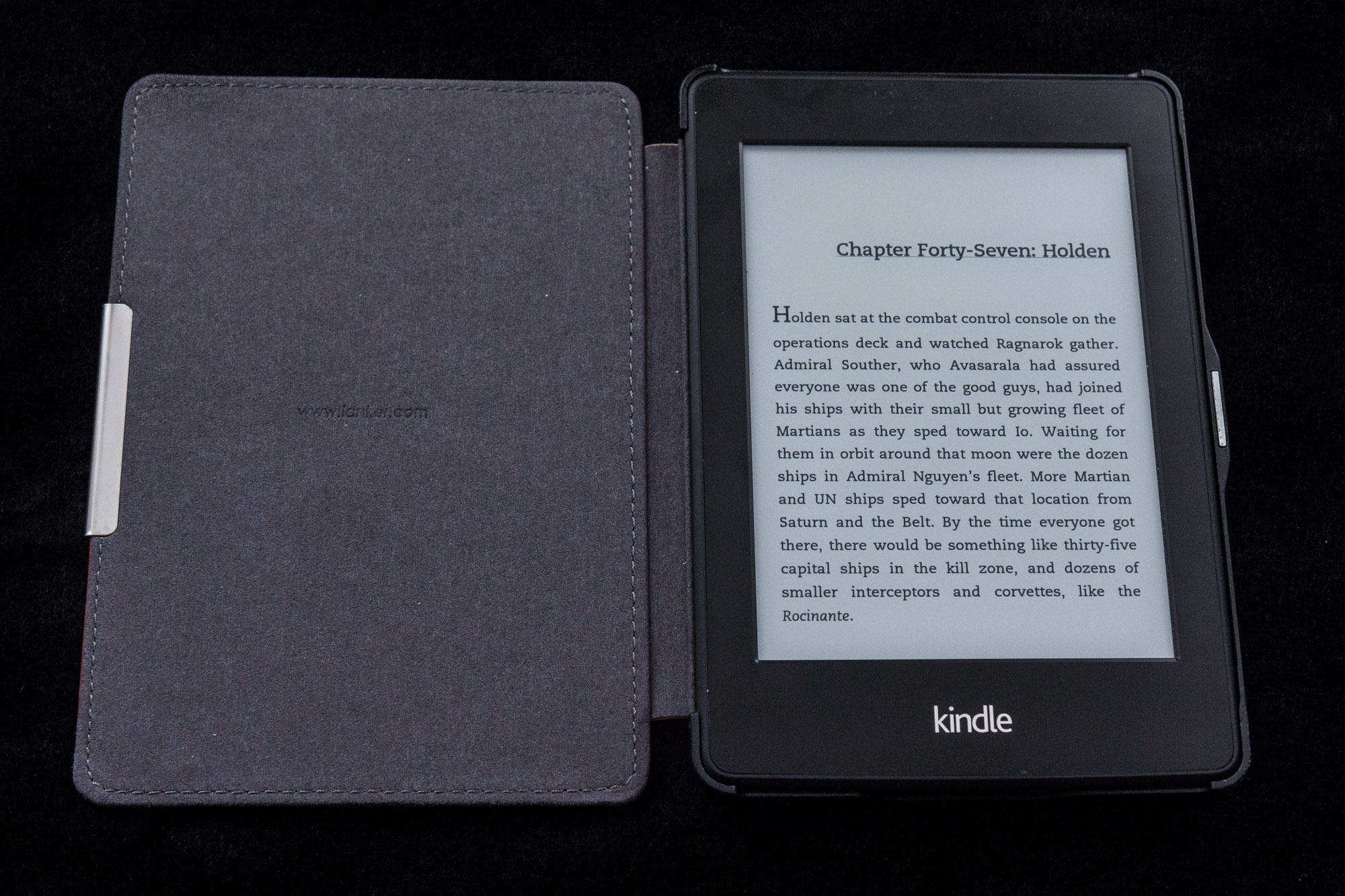 Anker Kindle Paperwhite Case Review Gothick