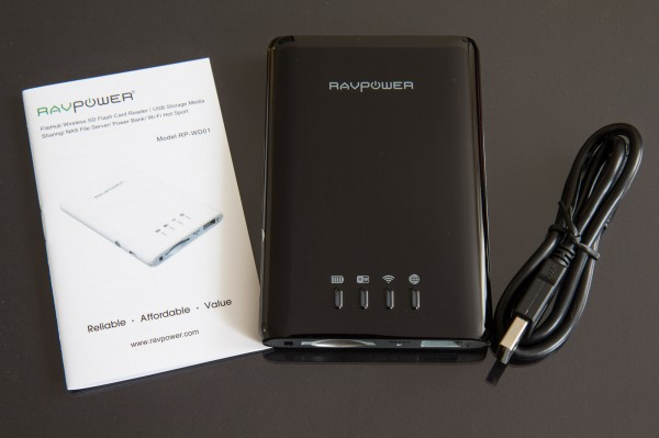 5-in-1 RAVPower FileHub