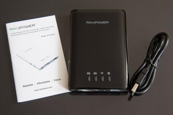 5-in-1 RAVPower FileHub